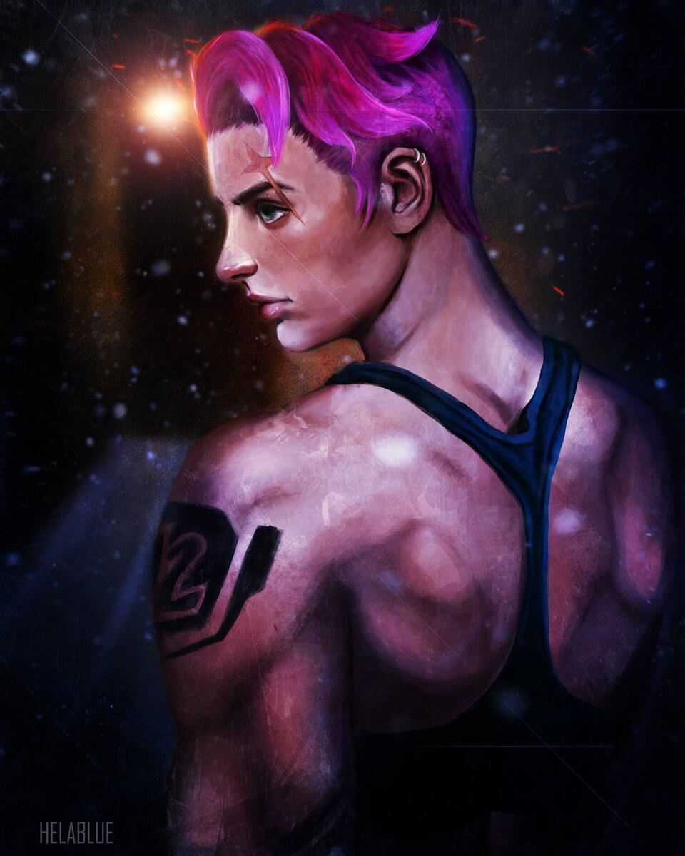 Zarya-Overwatch-awesome-photo