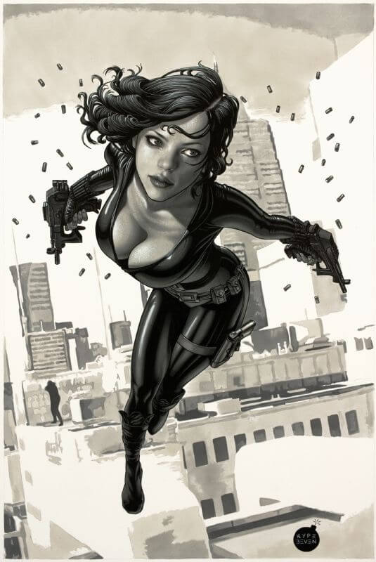 60+ Sexy Black Widow Boobs Pictures Are Too Damn Appealing   Best Of Comic Books