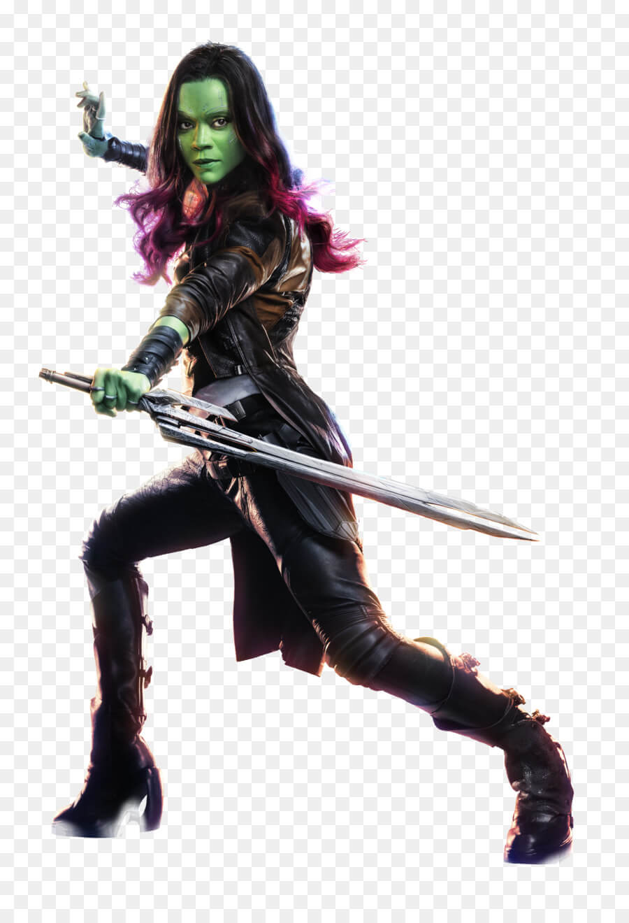 gamora awesome picture
