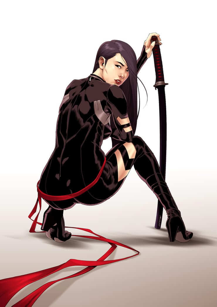 psylocke hot pictures (2)