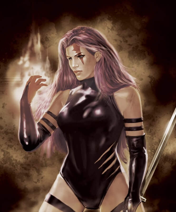 psylocke sexy picture (3)