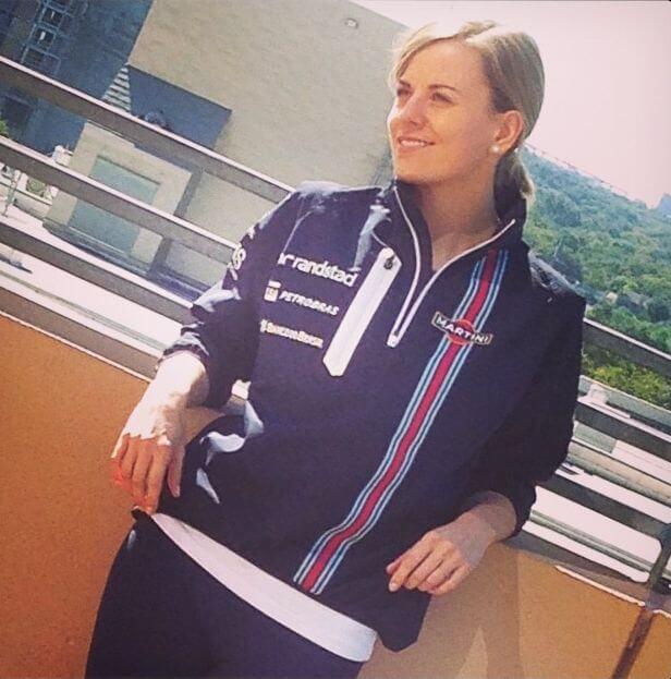 susie wolff fabulous