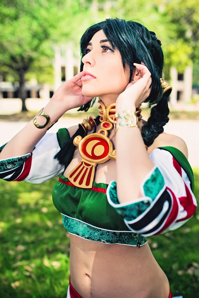 talim gorgeous look