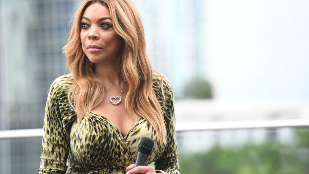 wendy williams on the mic