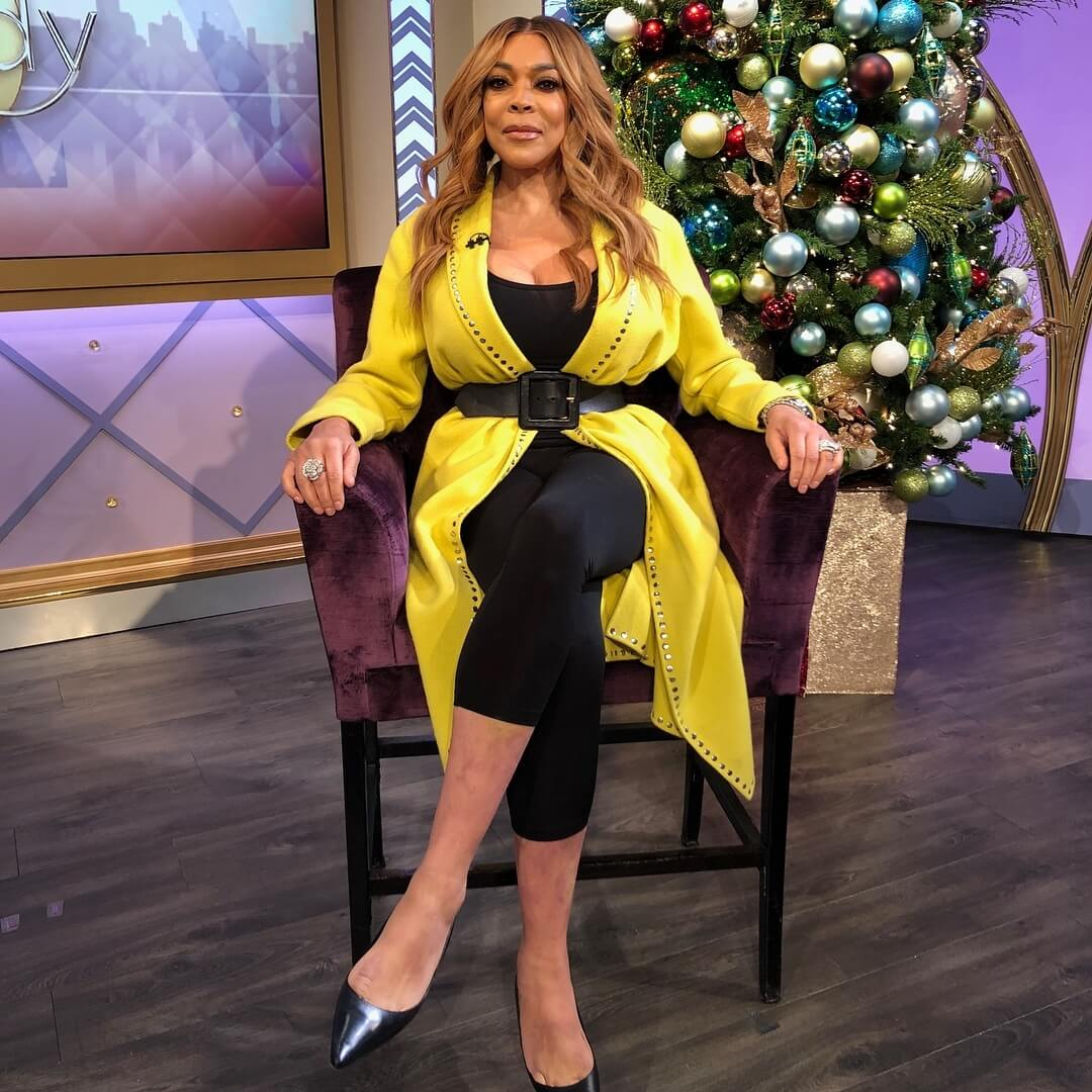 wendy williams sexy feet