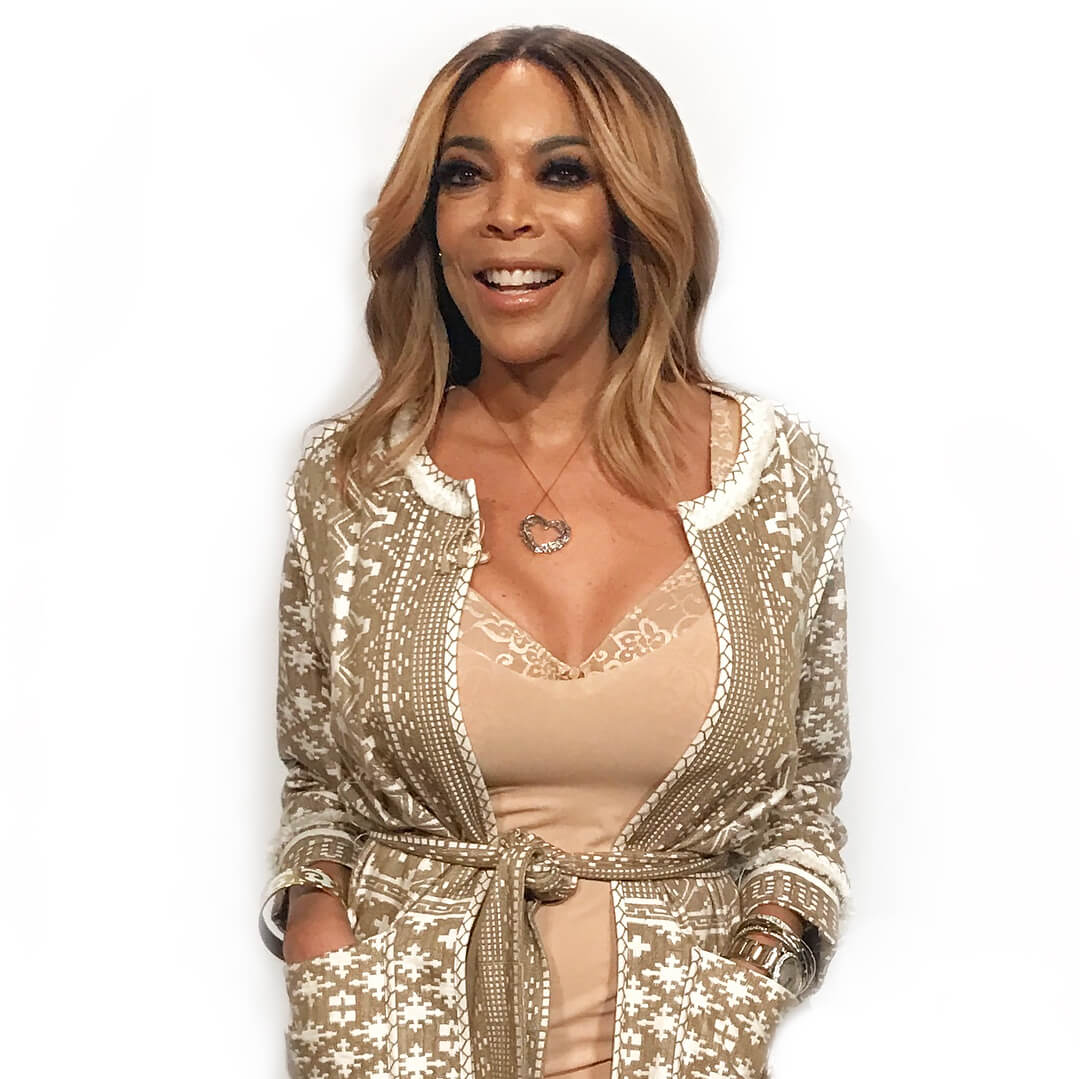 wendy williams smile face