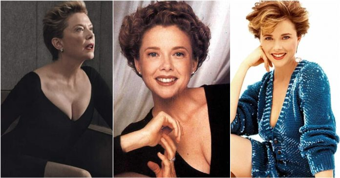 49 Hot Pictures Of Annette Bening Unveil Her Fit Sexy Body