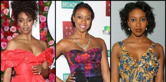 49 Hot Pictures Of Condola Rashad Prove That She Has Hottest Body