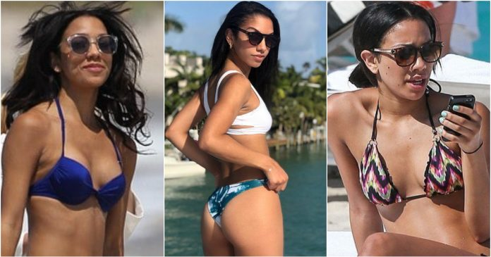49 Hot Pictures Of Corinne Foxx Are Really Mesmerising And Beautiful