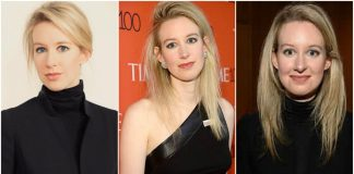 35 Hot Pictures Of Elizabeth Holmes Will Make You Her Biggest Fan