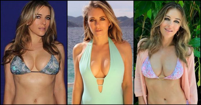 49 Hot Pictures Of Elizabeth Hurley Are Truly Epic