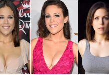 49 Hot Pictures Of Erin Krakow Will Win Your Hearts