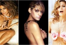 49 Hot Pictures Of Eva Mendes Which Will Make You Fall In Love With Her Sexy Body