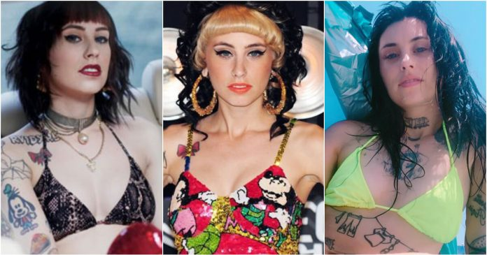 49 Hot Pictures Of Kreayshawn Are So Damn Sexy That We Don't Deserve Her