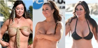 49 Hot Pictures Of Lisa Appleton Will Make You Her Most Loyal Follower