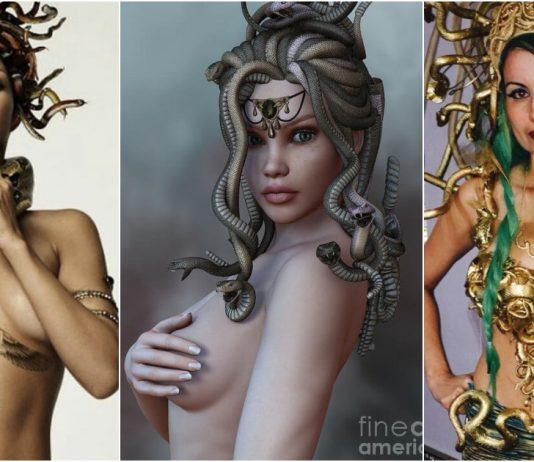 49 Hot Pictures Of Medusa Which Will Keep You Up At Nights