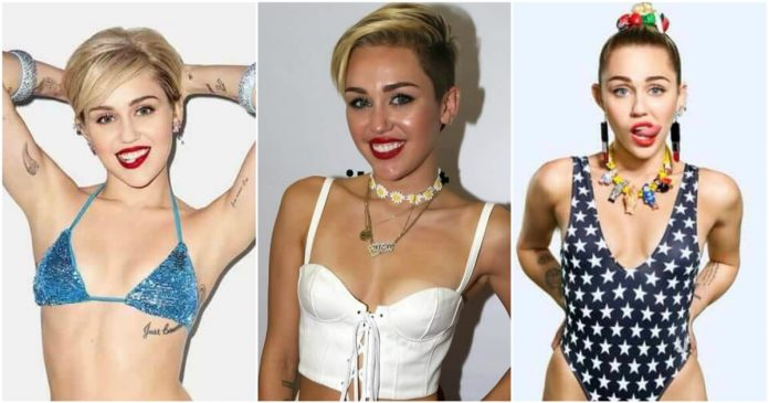 49 Hot Pictures Of Miley Cyrus Bikini Will Prove That She Is One Of The Sexiest Women Alive