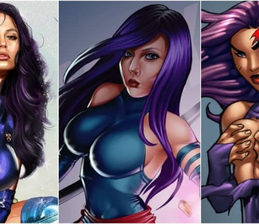 49 Hot Pictures Of Psylocke Which Will Make You Fantasize Her