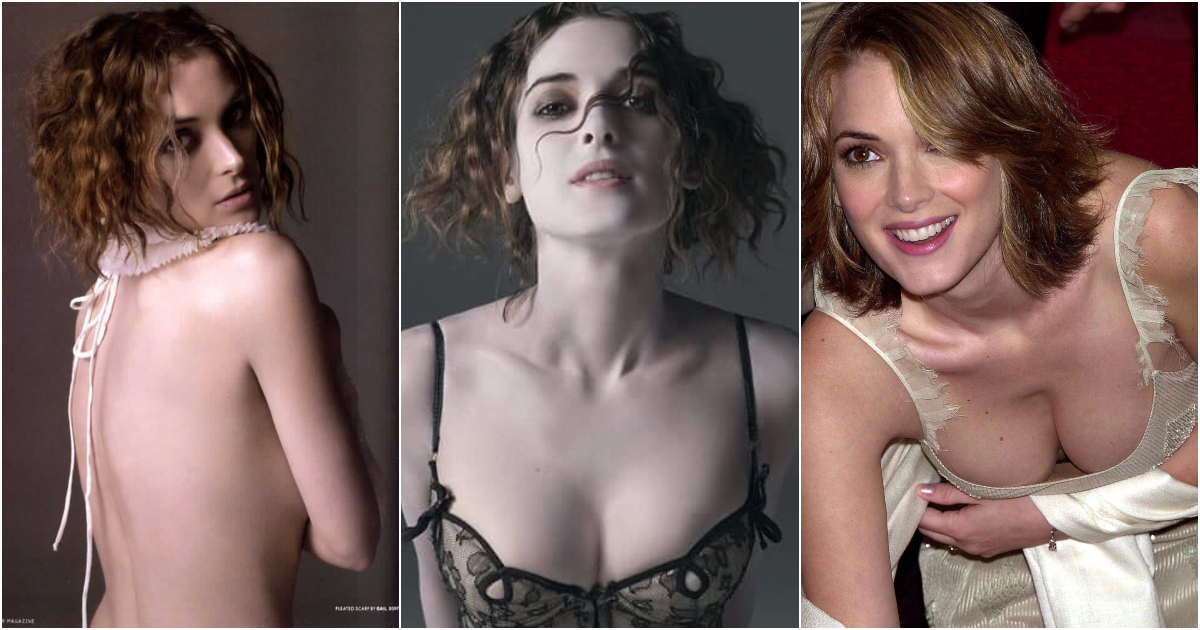 Winona Ryder Nude Tits Bouncing Compilation