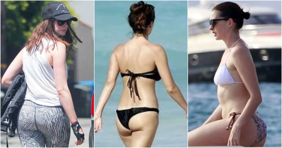 49 Hottest Anne Hathaway Big Butt Pictures Will Make You Lose Your