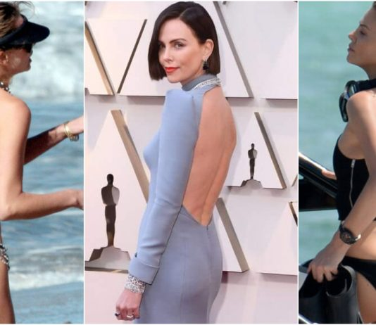 49 Hottest Charlize Theron Big Butt Pictures Will Make You Fantasize Her