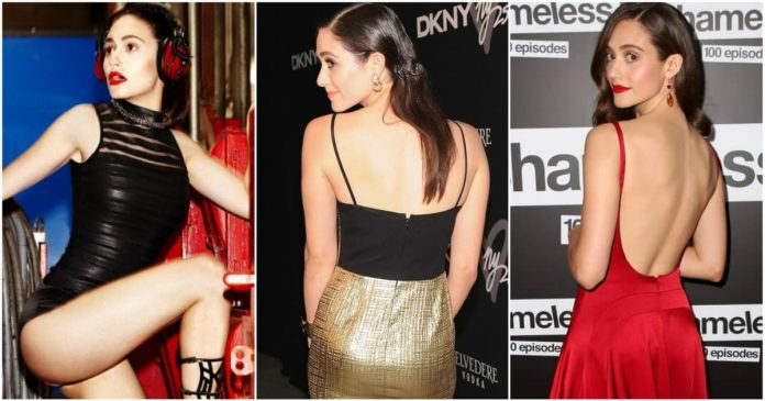 49 Hottest Emmy Rossum Big Butt Pictures Which Are Sure to Catch Your Attention