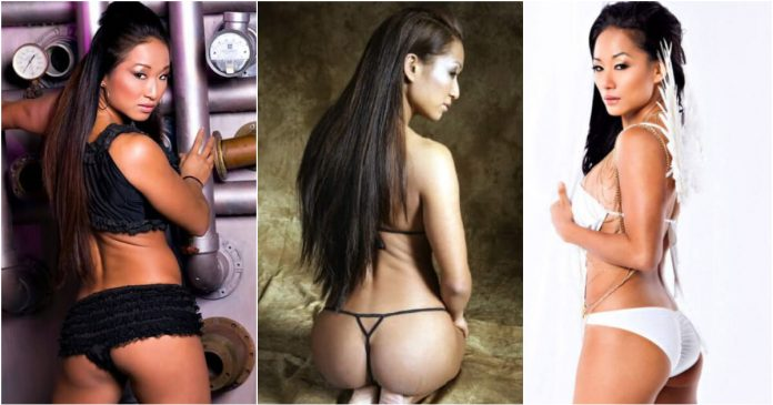 49 Hottest Gail Kim Big Butt Pictures Will Keep You Up At Nights