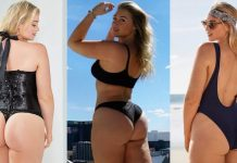 49 Hottest Iskra Lawrence Big Butt Pictures Will Make You Want To Jump Into Bed With Her