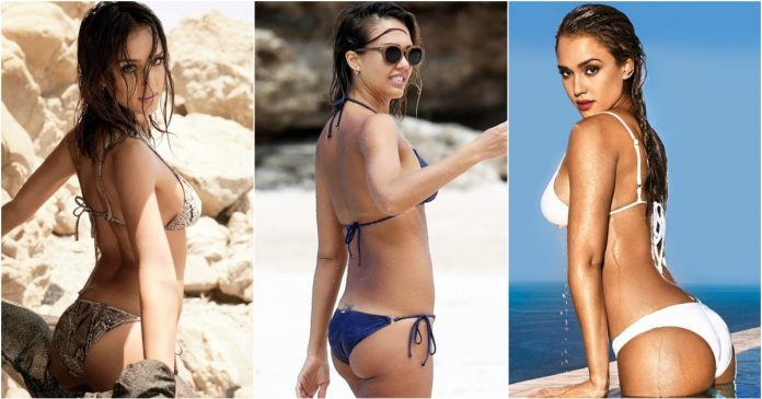 49 Hottest Jessica Alba Big Butt Pictures Will Get You Hot Under Your Collar