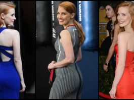 49 Hottest Jessica Chastain Big Butt Pictures Are Extremely Hot