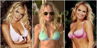 49 Kristin Chenoweth Hot Pictures Are Too Delicious For All Her Fans