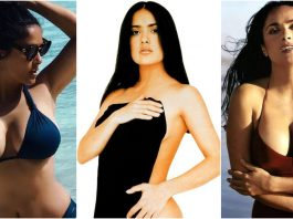 49 Near Nude Pictures Of Salma Hayek Which Will Make You Crazy About Her
