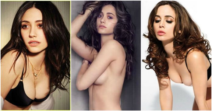 49 Sexy Emmy Rossum Boobs Pictures Which Are Simply Astounding