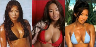 49 Sexy Gail Kim Boobs Pictures Are Going To Make You Want Her Badly