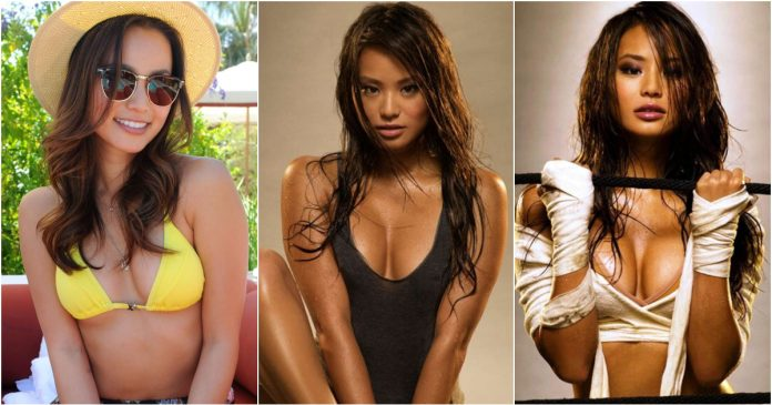 49 Sexy Jamie Chung Boobs Pictures Are A Work Of Beauty