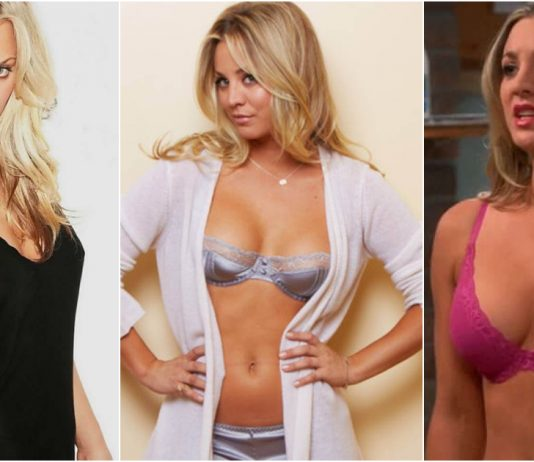49 Sexy Pictures Of Kaley Cuoco Will Hypnotise You With Her Exquisite Body