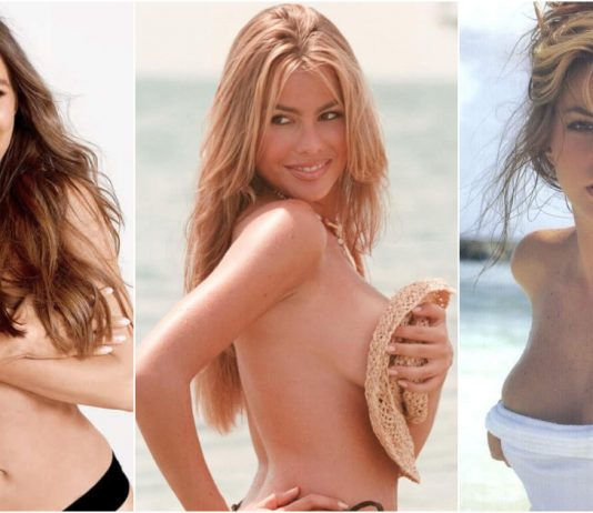 49 Sexy Pictures Of Sofia Vergara Which Will Make You Want To Jump Into Bed With Her