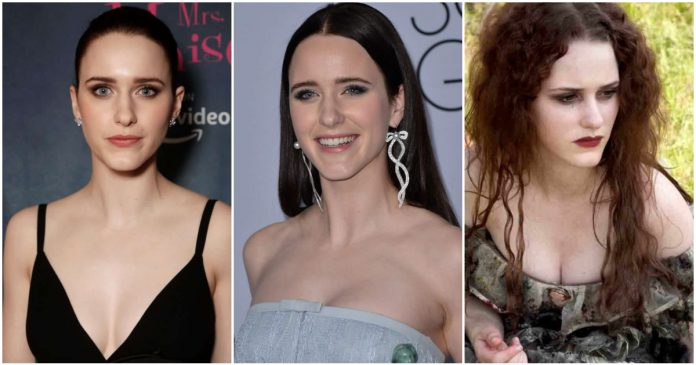 49 Sexy Rachel Brosnahan Boobs Pictures Will Make Your Hands Want Her