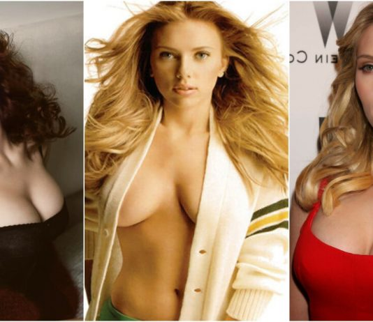 49 Sexy Scarlett Johansson Breast Pictures That Will Make You Want To Play With Them