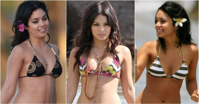 49 Sexy Vanessa Hudgens Boobs Pictures Will Make Your Hands Want Her