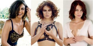 61 Hot Pictures Of Lauren Cohan Which Will Make You Want Her