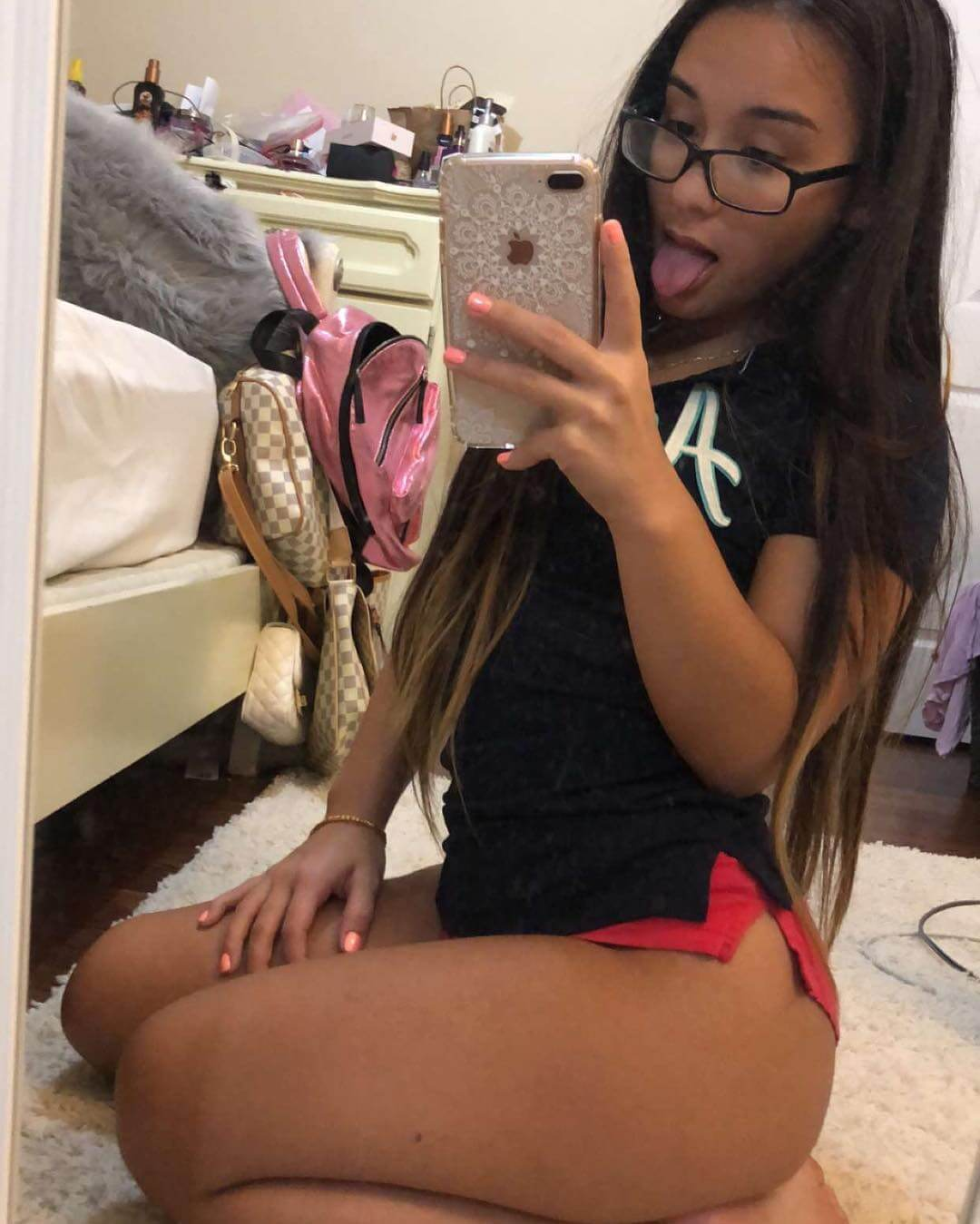 Alahna Ly thighs pic