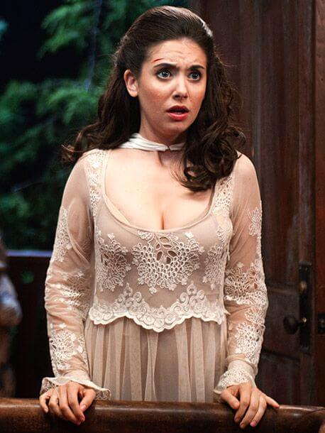 Alison Brie awesome pic
