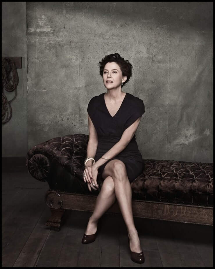 Annette Bening sexy feet pic