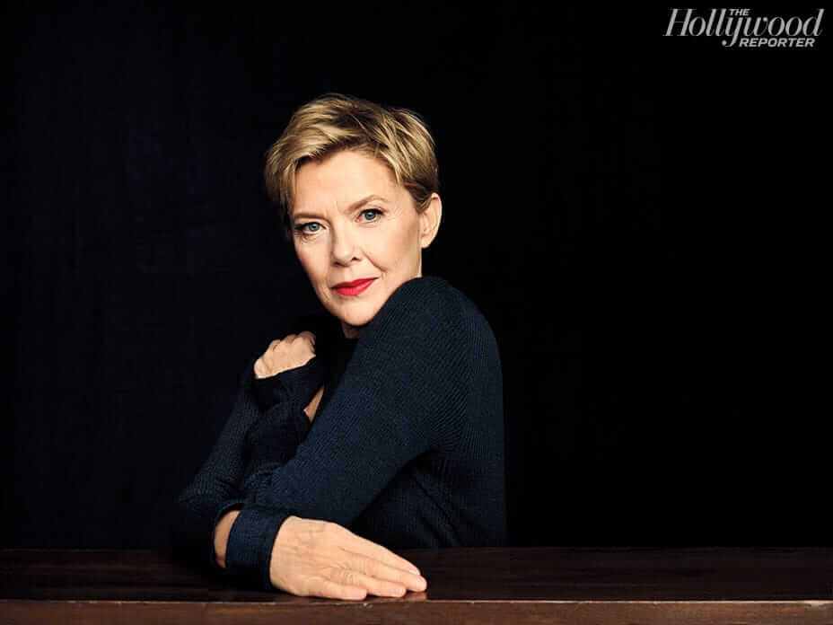Annette Bening sexy look