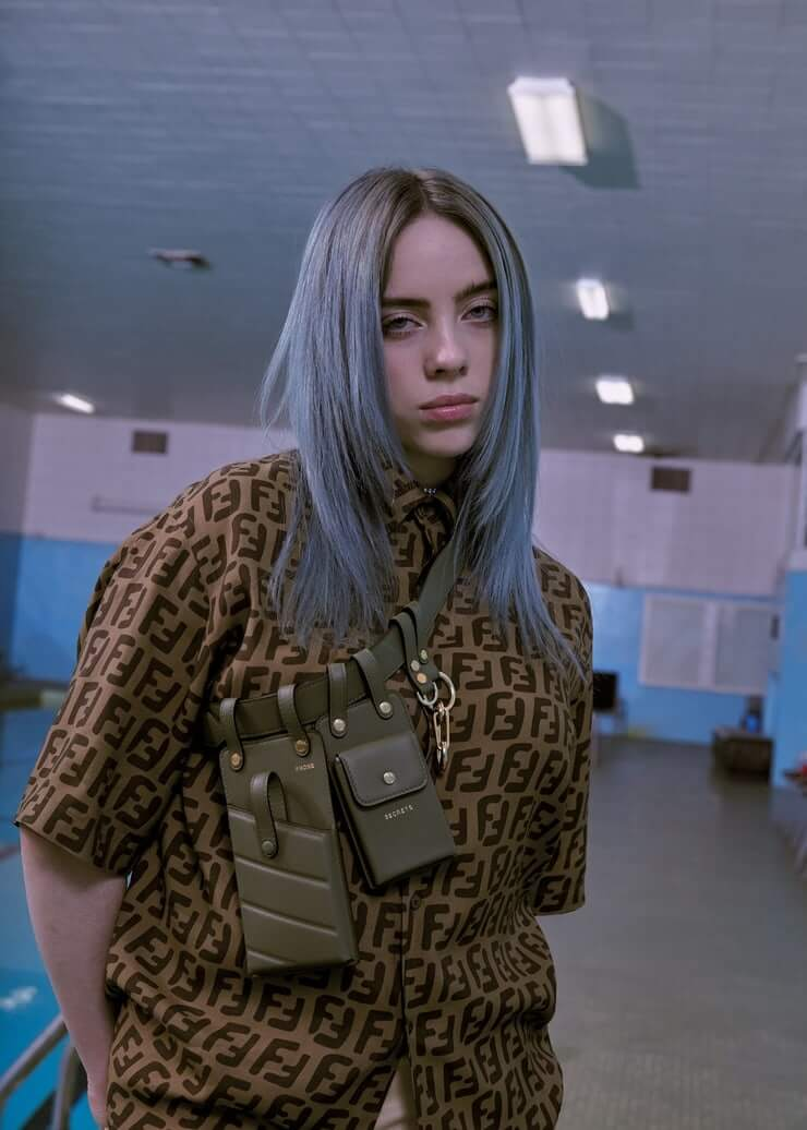 Billie Eilish awesome picture