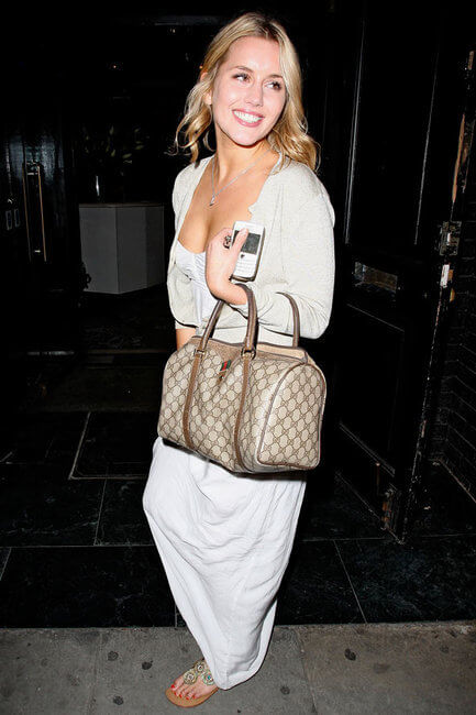 Caggie Dunlop sexy photo