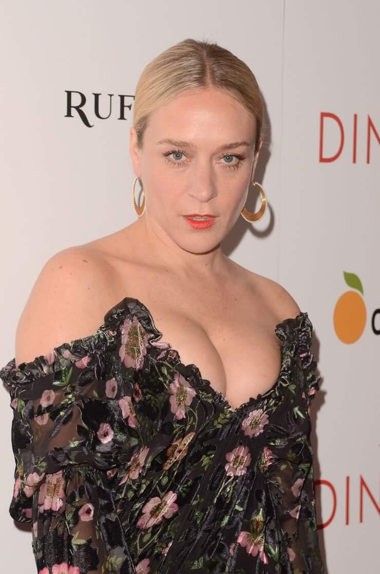 Chloë Sevigny hot cleavage pic (2)