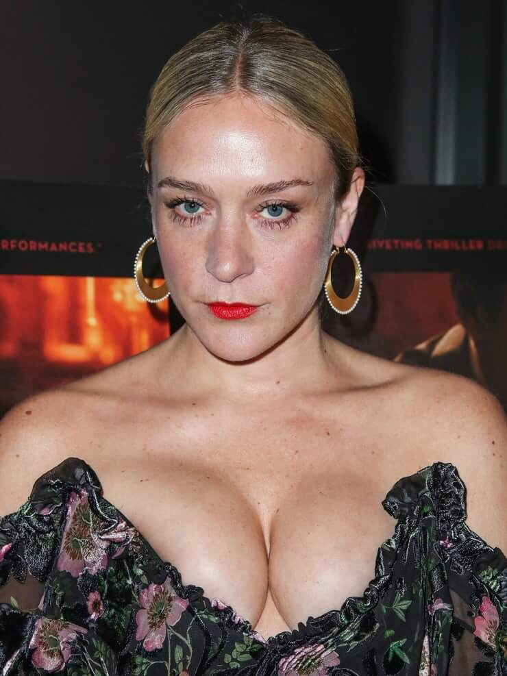 Chloë Sevigny sexy cleavage pic