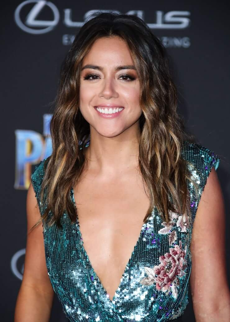 Chloe Bennet sexy picture